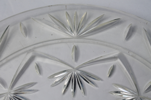 & Vintage lucite clear plastic cake keeper cake saver cover u0026 cake plate