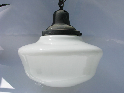 Schoolhouse Pendant Light Like This Item Customer Submission