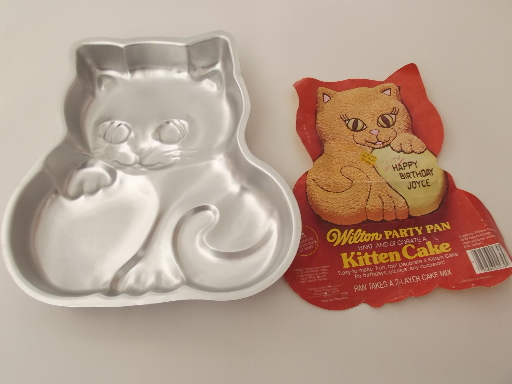 Used Wilton Cake Pans For Sale