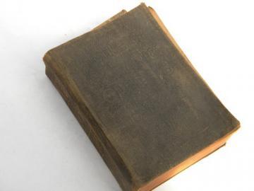 WWII vintage Audels electrical handbook w/engravings/illustrations